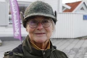 Yvonne Larsson, 75, Norrtälje.– Tveksamt. Det vore trevligare om det inte var så storslaget. Vi måste värna om småstaden.