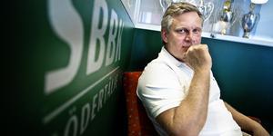 Robert Andersson har byggt fem mästarlag sedan han tog över som klubbdirektör. Foto: LT:s arkiv.