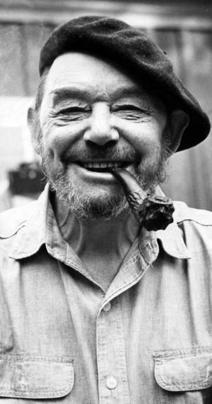 Johnny Mattsson var en konstnär med bred förankring i stan.