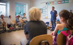 Sören Olsson föreläser på Heliås