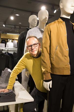 61-årige Bosse Eriksson har inga planer på att gå i pension – än så länge.