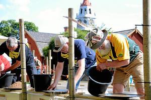 Guldrush väntar. Nästa vecka genomförs VM i guldvaskning i Kopparberg.