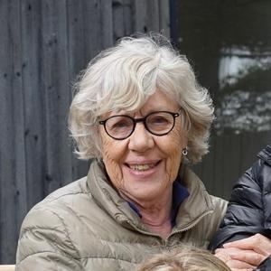 Elisabet Tjernlund har engagerat sig i Värna Finnmarken - mot vindkraft.