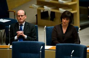 I Socialdemokraternas skuggbudget, som presenteras i morgon, är 14 miljarder bokade för en återställare av a-kassan. Ett viktigt besked.  Foto: Scanpix