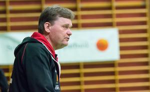 IK Junos coach, Göran Bergström, var trots förlusten nöjd med insatsen.
