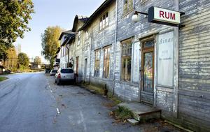 Ånge kommun har sagt nej till ansökan om integrationspengar till en slöjdverkstad i långhuset i Viskan.