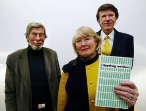 Professorerna Sven-Erik Johansson, Einar Häckner och Eva Wallerstedt har varit redaktörer för boken