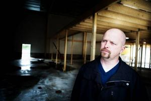 Tomas Orell tror att framtidens industriområde finns i övre Torvalla.
