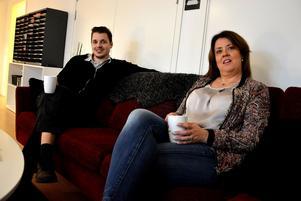 Kim och Maria berättar att man håller på att anställa fler tågvärdar med placering i Ånge.