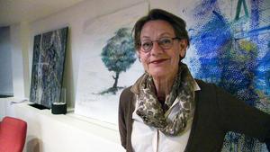 Feminism är ingen kvinnofråga, det handlar om mänskliga rättigheter, klargjorde Gudrun Schyman vid onsdagens besök i Östersund.
