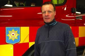 Brand. Det är viktigt att stoppa de eller de som anlägger bränder, säger Stefan Wengelin, räddningstjänsten Säter.