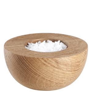 Prydnad. Skålen i oljat trä är 8,5 centimeter i diameter och finns i Åhléns sortiment. ¿Pris: 79 kronor.