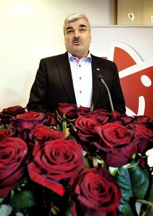 Svårfångad. Liksom begreppen höger och vänster är Håkan Juholts politiska profil oklar.foto: scanpix