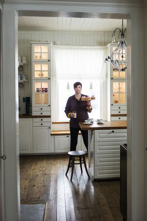 Kamilla och Jocke har renoverat fyra kök.