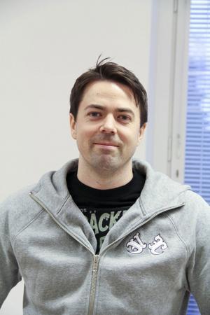 Erik Jonsson är samordnare för utbytesprojektet som ska ta eleverna ut i Europa.