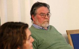 Ulrika Liljebergs företrädare på kommunalrådsposten, Bo Pettersson, hade flera kritiska synpunkter på förslaget till idéprogram,