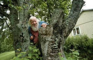 Rolf Lidberg, en mångsidig person och en ovanlig människa - en vit fluga enligt ett italienskt talesätt.