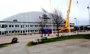Stängningen av Nordichallen har lett till ett prognostiserat underskott.