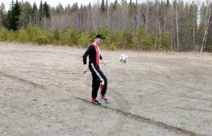 Åsarna IP. Åsarna IK,s B-lag gjorde några säsonger i Härjedalens FF på 1950-talet.