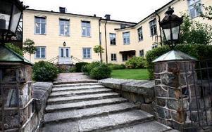 Landshövdingeresidenset i Falun. Foto: Bons Nisse Andersson