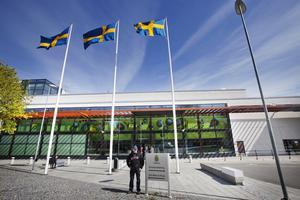 Thomas Sjökvist polisens fackliga ombud i Södertälje.