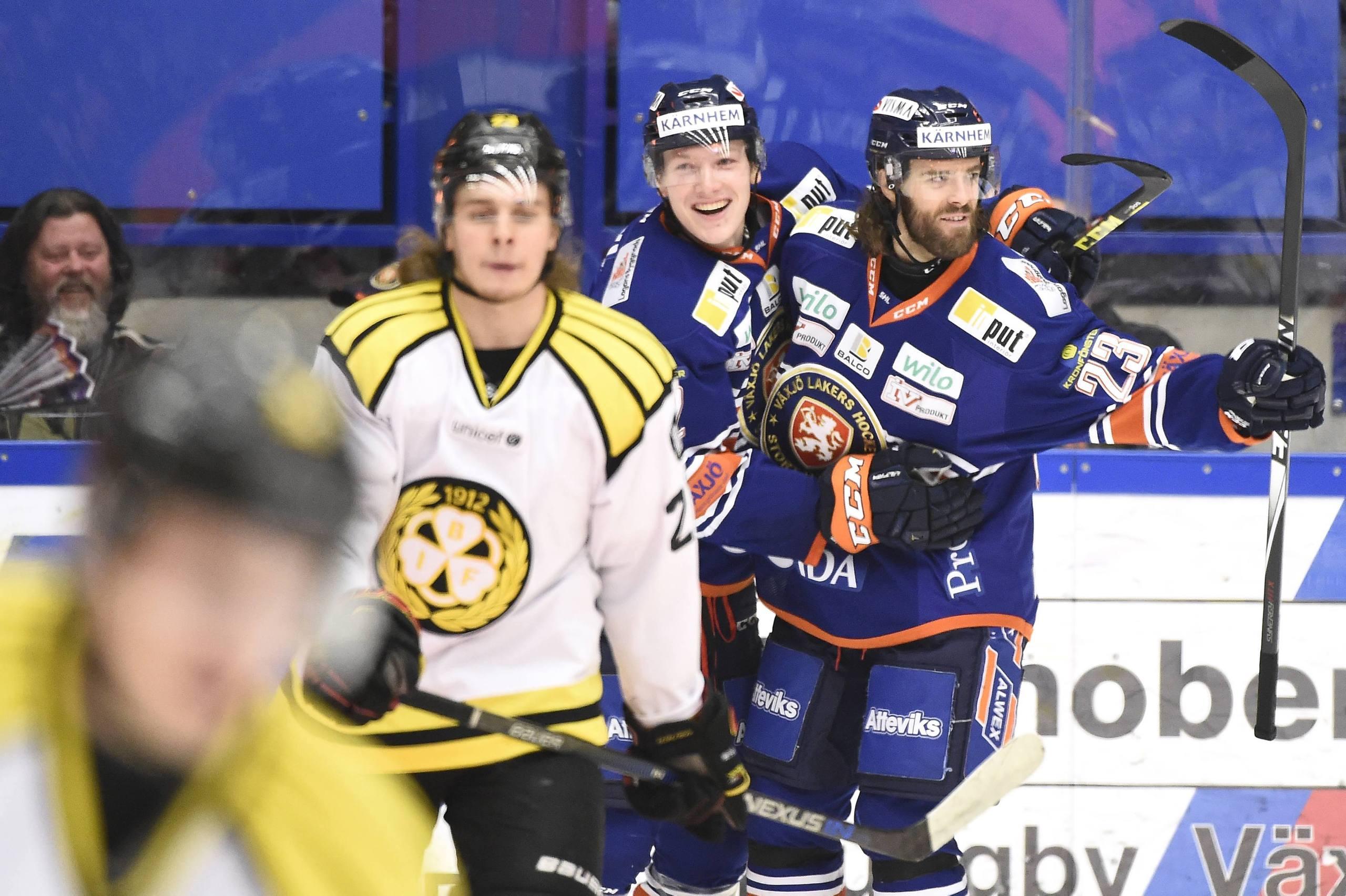 Blomqvist bytte in sig sjalv blev matchhjalte