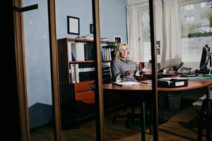 Britt Nordström, regionchef för tekniksföretagen på Svenskt Näringsliv. Arkivbild: Oskar Omne.