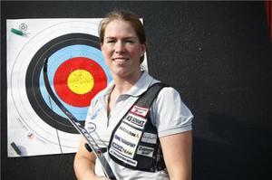 Lina Björklund från Edsbyn.