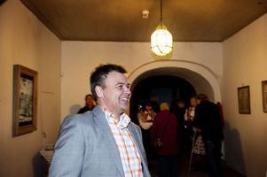 Film- och biografkonsulent Peter Törnblom fick beröm för att han fixat festen –om än med mycket stor hjälp av Floda församling, Gagnefs kommun, Dala-Floda intresseförening och det lokala föreningslivet.