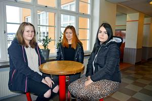 De har sett både för- och nackdelarna med Periscope. Alma Bjurström, Maja Viberg och Thelma Nordin Jakobsson går på Höglundaskolan och de har full koll på hur appen används.