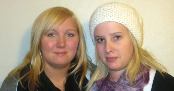 Vimlare: Ida Gille och Hannha Frelin