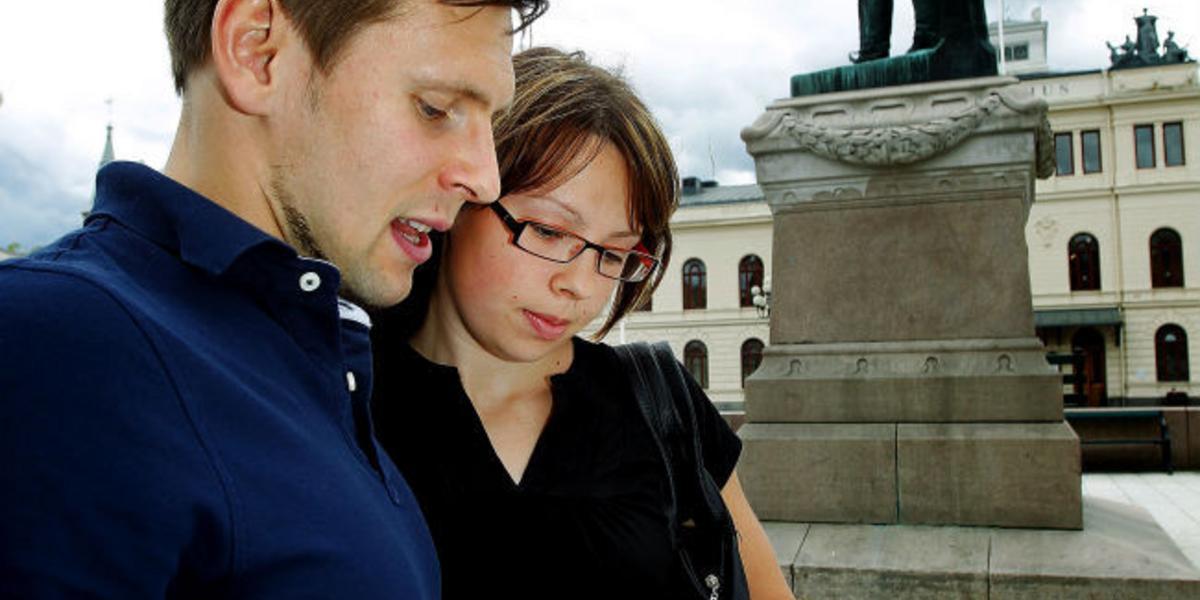 Svenska Dating Rsunda, Kille Sker Par En