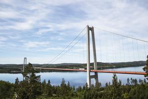 Högakustenbron.