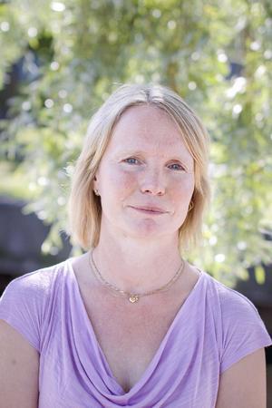 Ingela Söderqvist jobbar i dag som mentor åt personer med ätstörningar.