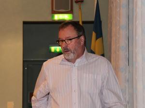 Per-Arne Frisk, (S) socialnämndens ordförande.