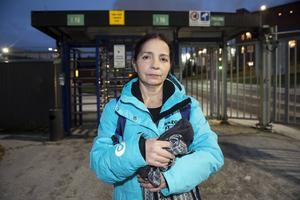 I åtta år jobbade Patricia Perez som timanställd innan hon till slut fick en fast anställning.