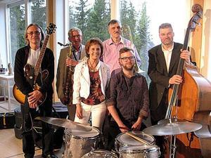 Östersunds Jazz Group inleder jazzveckan på Jamtli idag.