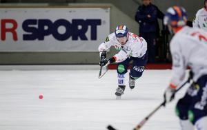 Ville Aaltonen har spelat på alla positioner, nu kan han vara aktuell som den tredje kuggen i Bollnäs backlinje.