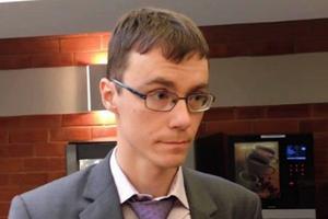 Mikael Bäckström, åklagare i målet.