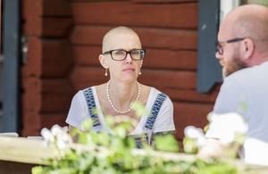 Linda och Tony ordnar gärna alternativa varianter för allergiker.