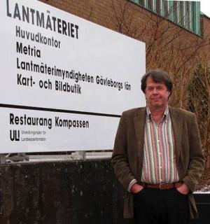 Östersundssonen Clas-Göran Persson har utsetts till adjungerad professor vid KTH i ämnet tillämpad geodesi, läran om jordens uppmätning. Foto: Privat