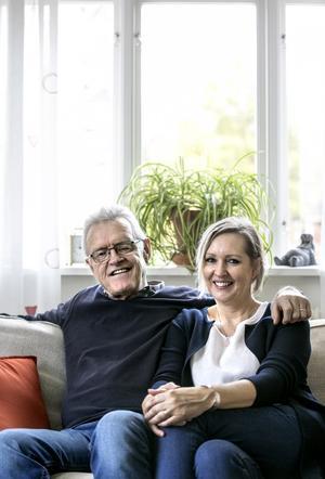 - Vårt hemn är ett levande museum, säger Terry Evans om sitt och Astrid Hagelskog Evans hus.