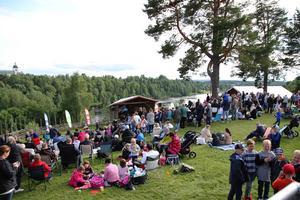 Det är nionde gången som festivalen Valla Open arrangeras.