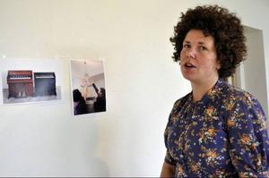 Christina Langert deltar i sommar i utställningen