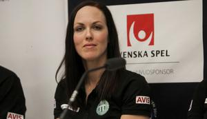 Malin Hedfors avslutar sin 17:e säsong i VSK – med att spela sin och klubbens första damfinal.