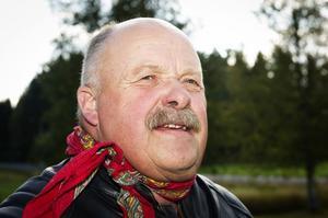 Friherrarnas talesman Tommy Eriksson var förväntansfull inför den årliga resan.