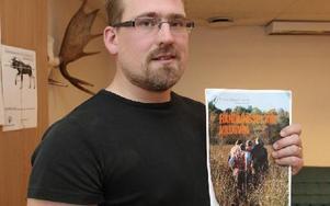 Erik Mattson, jägareförbundet. Foto: Curt Kvicker