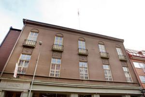 Fastigheten byggdes av medlemmarna själva mellan 1932 och 1935.