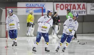 Johan Esplund har återförenats med sin gode vän Daniel Andersson. Men på försäsongen har de båda stjärnorna haft svårt att hitta varandra.