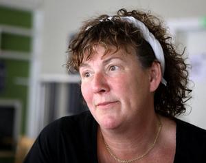 Karin Boström, ledaransvarig i Borlänge Handbollsklubb